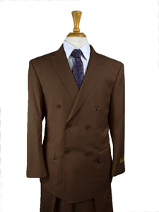 Brown - Mens Wholesale Suit - AlbertoNardoniStore