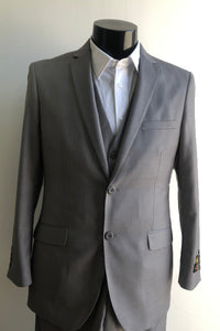 Slim Fit Prom Suits - Skinny - Gray