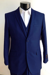 Slim Fit Prom Suits Skinny - Navy