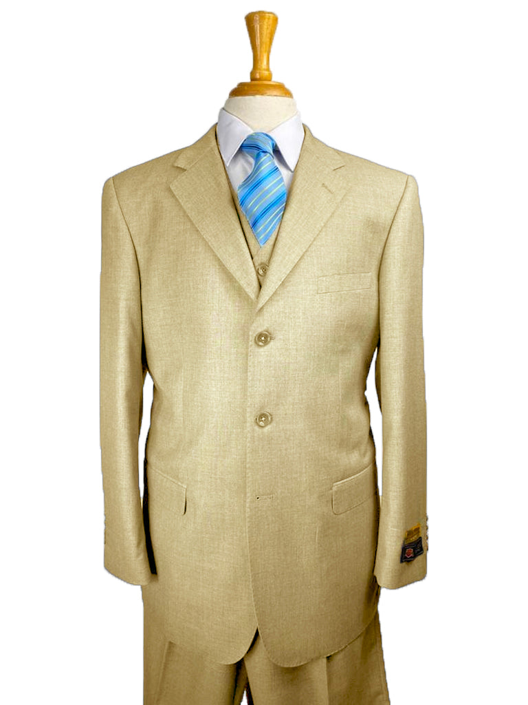 Suits For Big Guys - Suits For Big men Tan