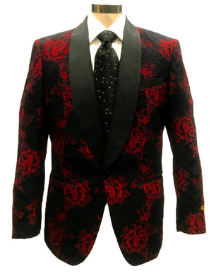 N-114 Black - Mens Wholesale Blazers