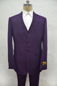 Linen-2BV - Dark Purple