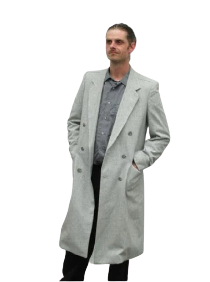 DB-Coat Double Breasted Full length