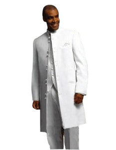 Mens Clergy Suits - White