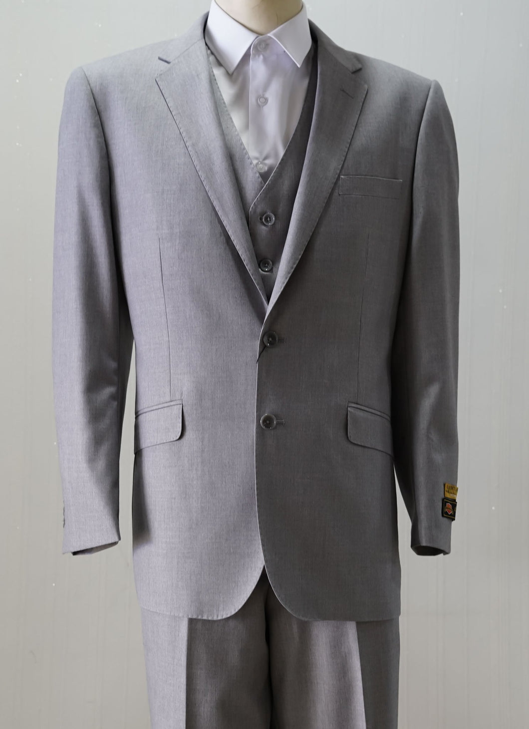 Mens Lt Gray Suits Downtown Los angeles - Suits LA $149