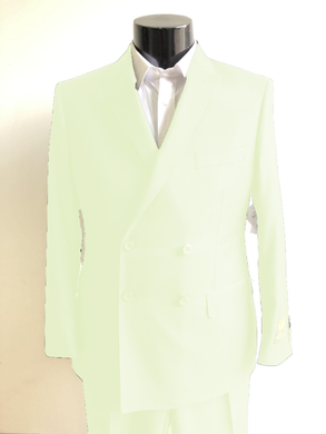 DB-Slim off white - Wholesale Mens Suits - Wholesale Suits