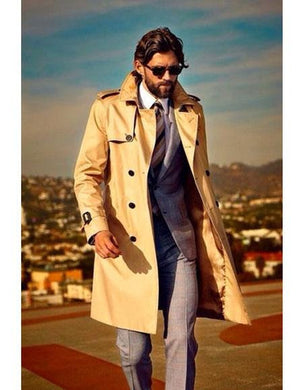 Mens Trenchcoat