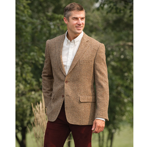 Tweed Sportscoats - Tweed Blazer | Brown