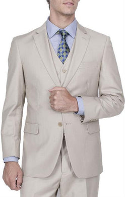 Slim Fit Prom Suits Skinny - Beige