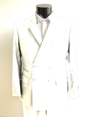 DB-Slim white - Wholesale Mens Suits - Wholesale Suits