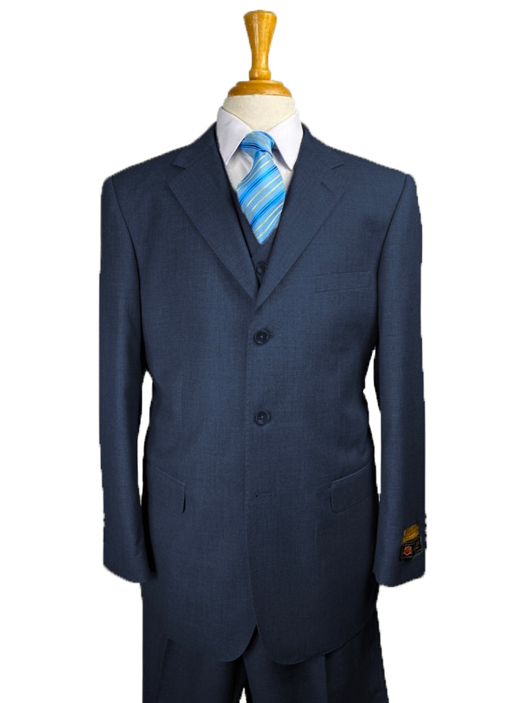 Plus Size Mens Suits - Plus Size Business Suits Navy