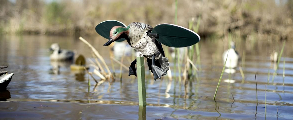 Spinning Wing Decoys - Fact or Fad?