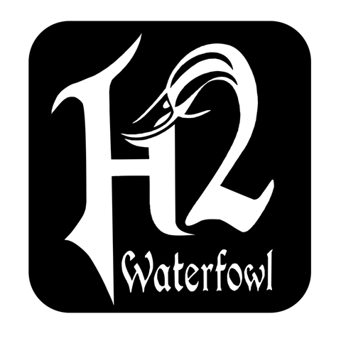 H2D-16 H2 Waterfowl Decal