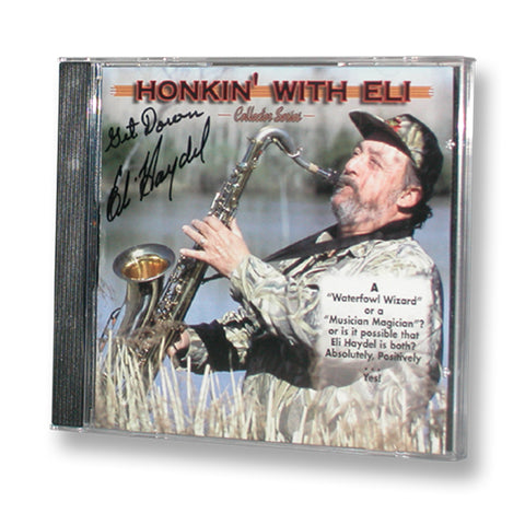 HE-02 Honkin' with Eli Music CD