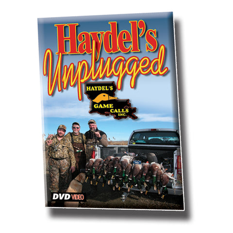 HW3 Haydel's Unplugged DVD