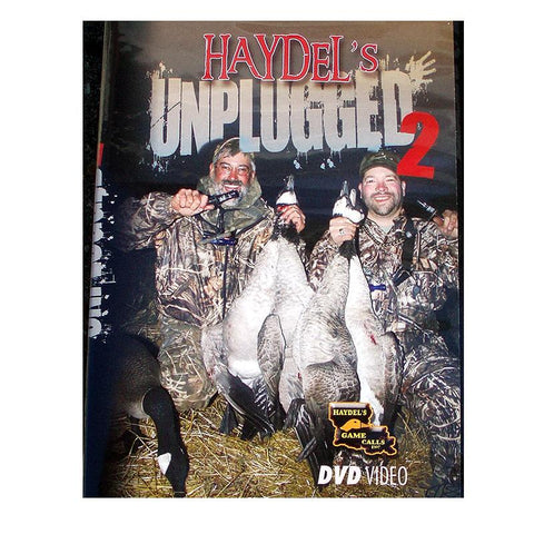 HW4  Haydel's Unplugged 2 DVD