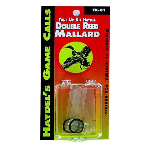TK-01 Tune Up Kit Double Reed Mallard