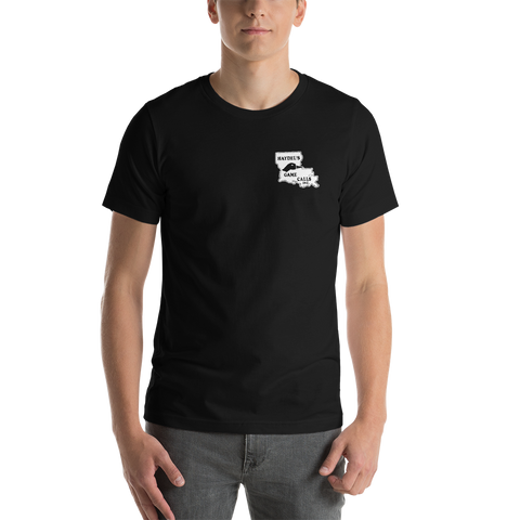 ETSS-16  |  Eli Haydel's Signature Ultra Cotton Tee - Black