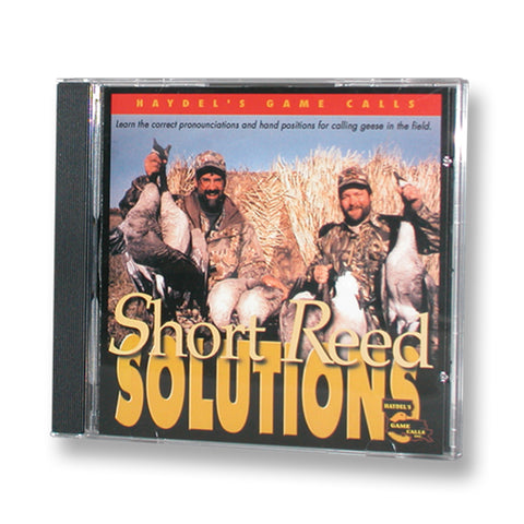 SSC-01 Short Reed Solutions CD