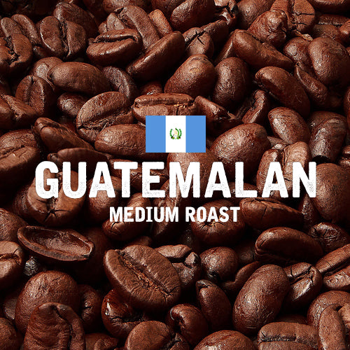 Guatemalan Medium Roast - Single Bag