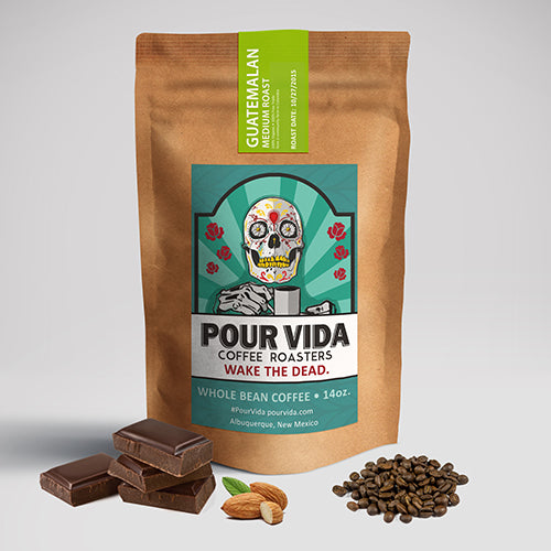 Pour Vida Guatemlan Medium Roast