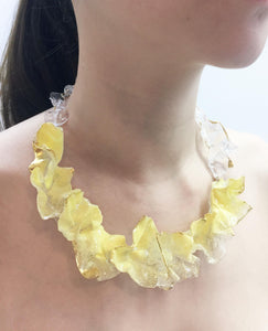 Petal Chain Necklace