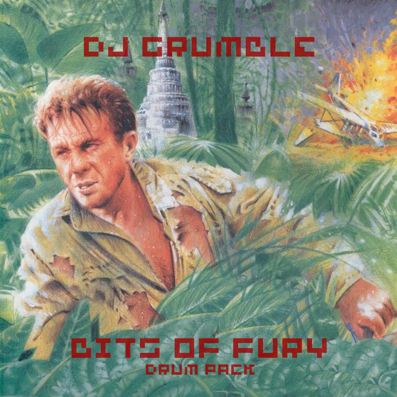 Bits of Fury by DJ Grumble