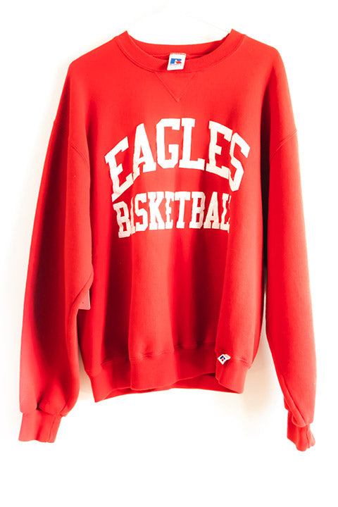 Eagles Basketball Sweatshirt