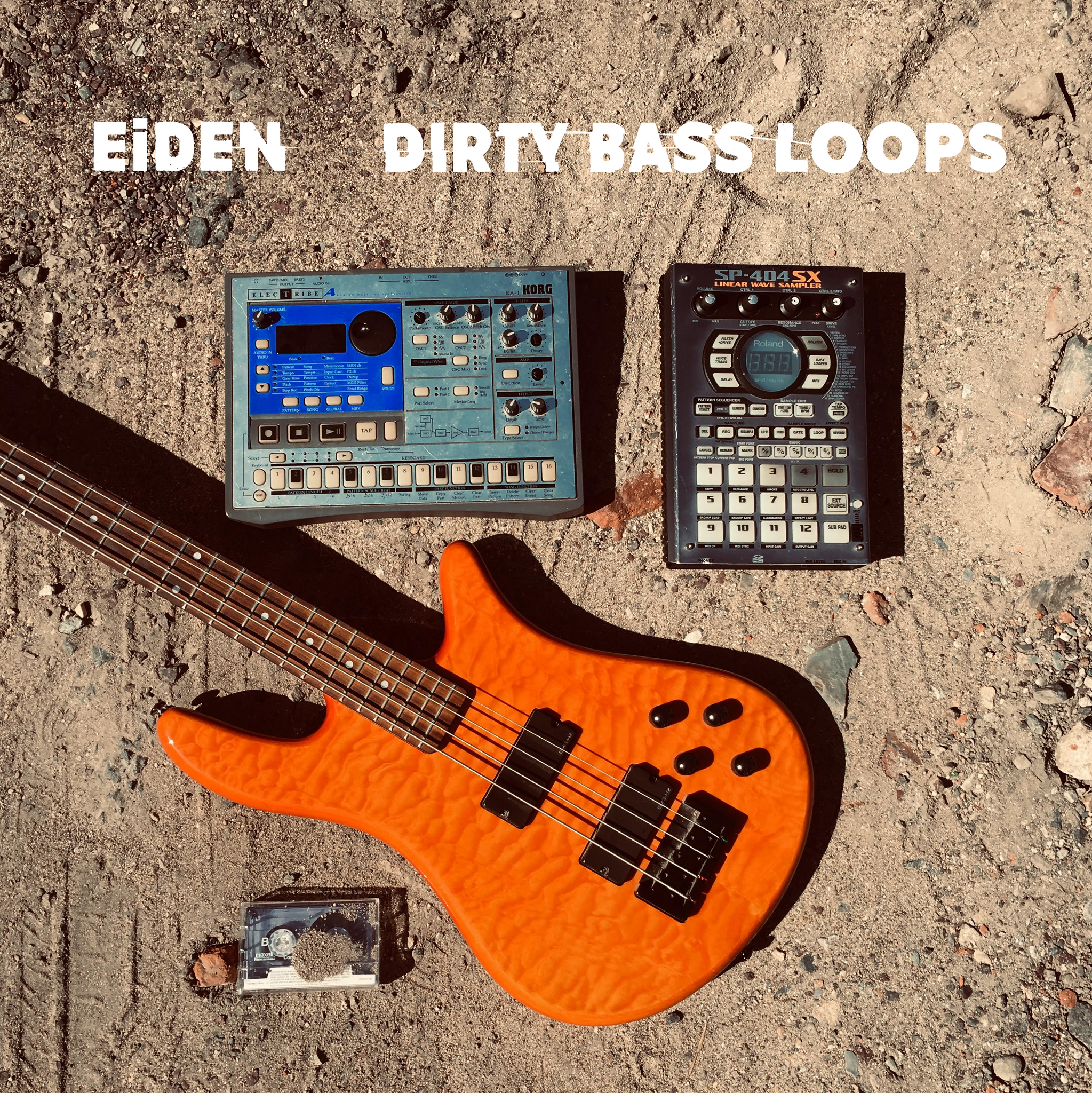 Dirty Bass Loops by EiDEN