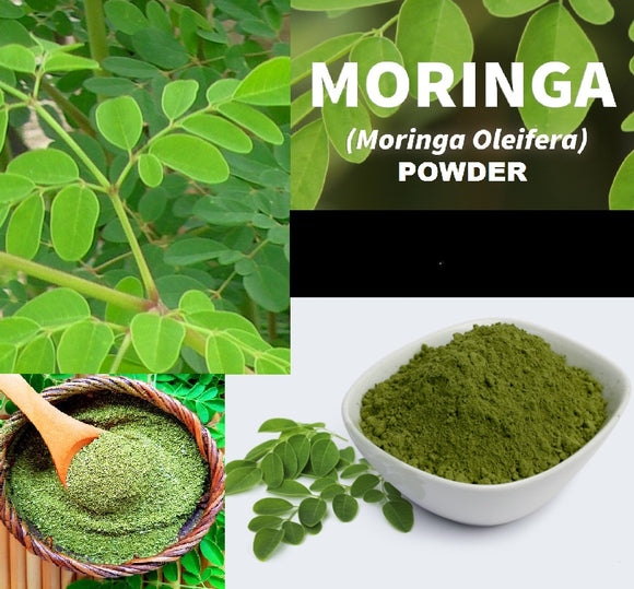 Moringa Powder Organic Oleifera Leaf Natural Pure Non GMO