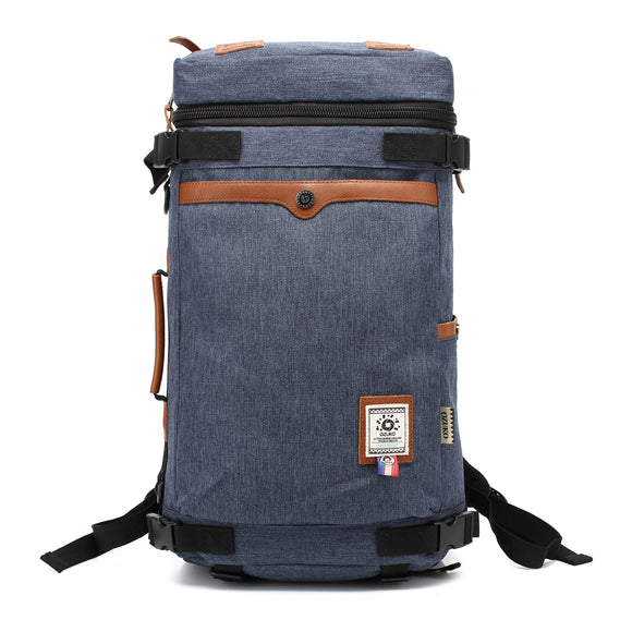 2009 New Men's Backpack Multifunctional Large Capacity Fashion Canvas Outdoor Travel Backpack - Mart Lion  Best shopping website