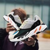 2019 Fashion Yeezys Air 700 Mens Running Shoes High-tech Marathon Sneakers Outdoor Breathable Sneakers Anti-skid Boost Outsole - Mart Lion  Best shopping website
