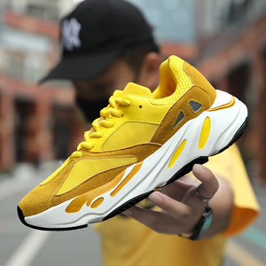 2019 Fashion Yeezys Air 700 Mens Running Shoes High-tech Marathon Sneakers Outdoor Breathable Sneakers Anti-skid Boost Outsole  MartLion