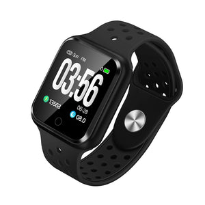 2019 KIWITIME KB05 Sports Smart Watch Waterproof Blood Pressure Heart Rate Monitor Smartwatch for Apple iPhone iOS Android Phone  MartLion