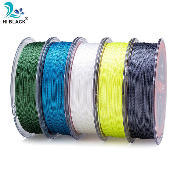 2019 NEW Fishing Line 4 Strands PE Braided 100 Meters Multifilament Fishing Line Rope peche carpe Fishing Wire  MartLion.com