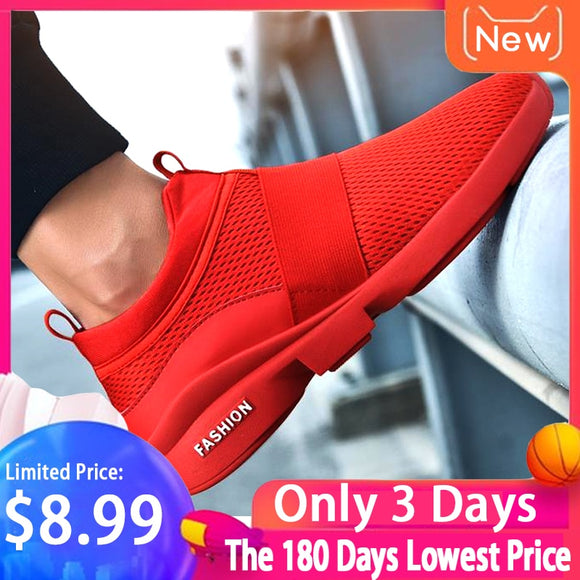2019 New Autumn Women Shoes Ankle Sneakers Red Sock Men Fashion Sneaker Casual White Shoes Size 35-46 Zapatillas Mujer - Mart Lion  Best shopping website