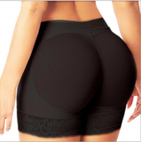 2019 Newly Sexy Silicone Padded Panties Women Body Shaper Panty Padded Silicone Shapewear Bum Butt Hip Up Enhancer Underwear  MartLion.com