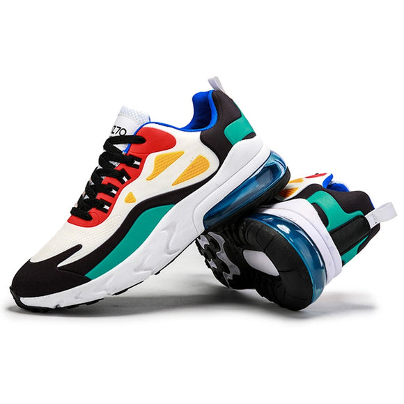 2020 Mens Casual Shoes Fashion Male Sneakers Air Cushion Breathable Sports Running Shoes PU Mesh Tenis Masculino Adulto Men Shoe  MartLion