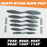 5pcs/lot HY propeller  big hole 5045/6030/7060/8043/7040/8060/9047/9060/1047/1147 for RC Airplane  MartLion