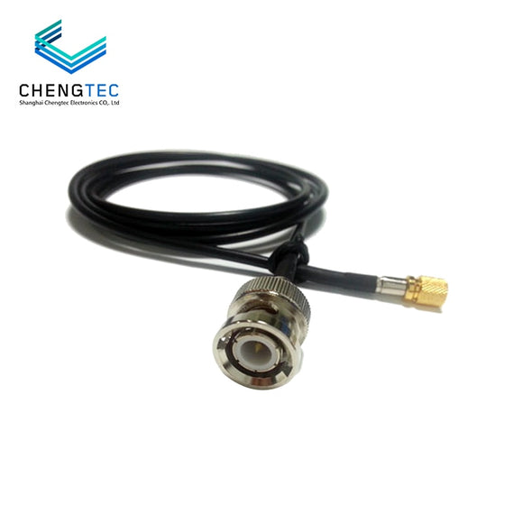 Acceleration Sensor BNC to M5/10-32UNF Wiring Harness Vibration Test Connecting Cable  MartLion