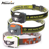AloneFire HP30 4Mode lightweight Waterproof Headlight CREE LED Camping Head lamp Proyector Running Head light Headlamp AAAbattey  MartLion