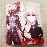 Anime 19 Days Tokyo Ghoul Naruto Lovelive Hatsune Miku Yuri on Ice Natsume Yuujinchou Wallet Coin Purse ID/Credit Card Holder - Mart Lion  Best shopping website