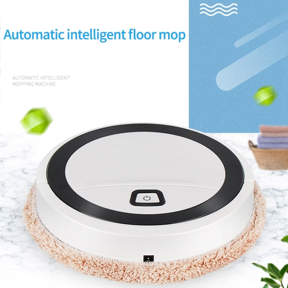 Auto Robot Vacuum Cleaner Cleaning Home Automatic Mop Dust Clean Functional Sweep for Sweep&Wet Floors&Carpet&Home use  MartLion.com