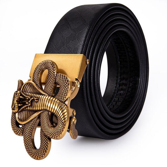 Fashion Mens' Belts Luxury Cow Leather Designer High Quality 110 cm - 130 cm Belts For Mens' Life