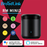 Broadlink RM Mini3 WiFi IR Remote APP Control(Universal) TV Smart Home for Amazon Alexa Echo Google Home Mini controle remoto  MartLion.com
