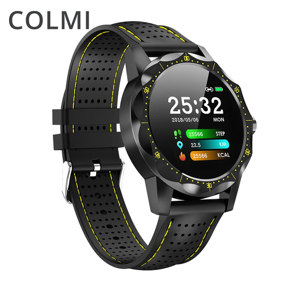 COLMI SKY 1 Smart Watch Men IP68 Waterproof Activity Tracker Fitness Tracker Smartwatch Clock BRIM for android iphone IOS phone  MartLion.com