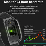 COXRY Multiple Sport Smart Watch Men IOS IP68 Waterproof Heart Rate Smartwatch Blood Pressure Monitor Bluetooth Health Wristband  MartLion