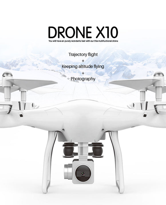 Camera Drones S10 Fixed version 5 million pixels Drone aerial photography wifi picture transmission quadcopter remote control  MartLion