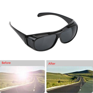Car Driving Glasses Night Vision Goggles Polarized Sunglasses For Toyota Corolla RAV4 Camry Prado Yaris Hilux Prius Land Cruiser  MartLion