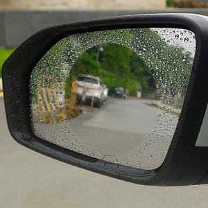 Car anti Fog Rainproof Hydrophobic Rearview Mirror Film For Toyota Corolla Camry Prado Avensis Yaris Hilux Prius Land Cruiser  MartLion